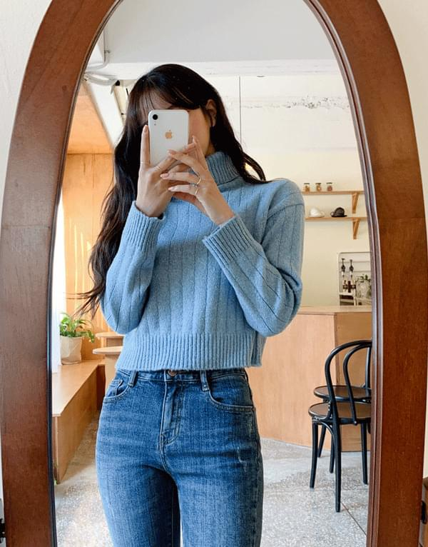 Cropping Knit