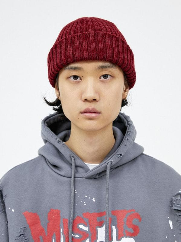 color short beanie 帽子