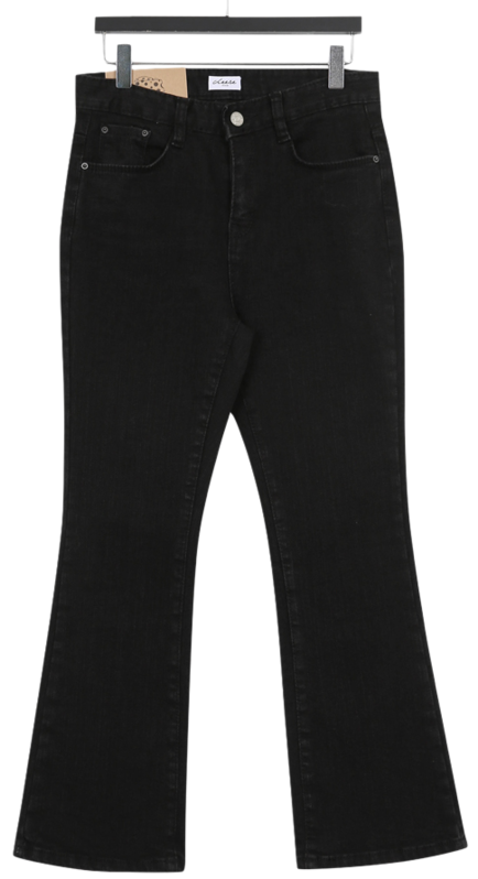 Cheese black jean jeans