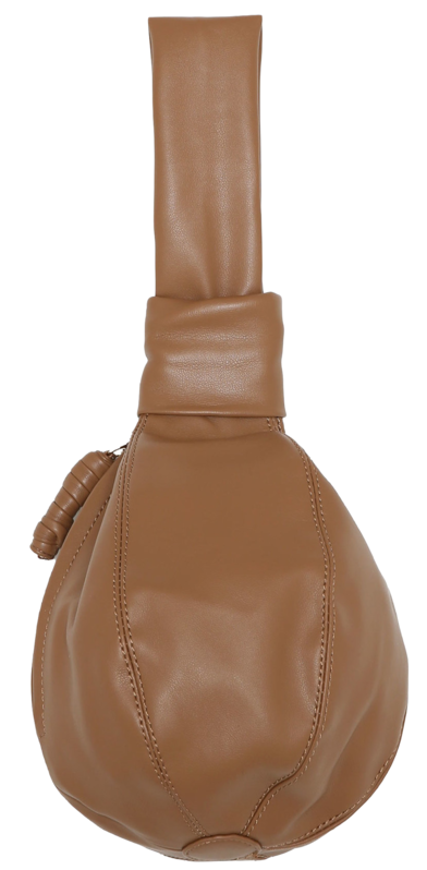 one-handle leather bag