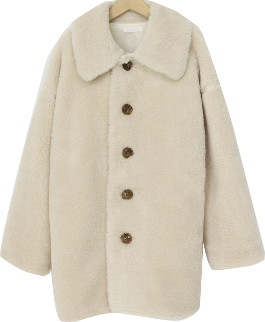 Dumble button collar jacket_J