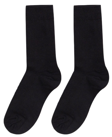 Basic Corrugated Long Sox socks