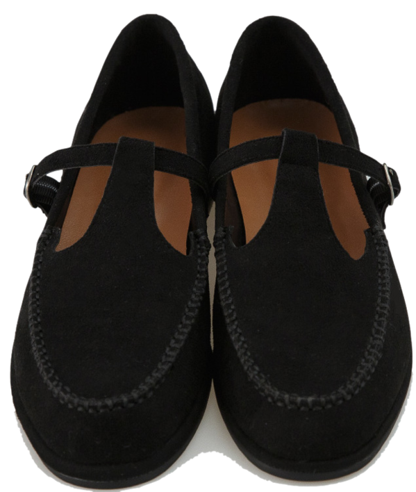 Modern Daily Suede Loafers 樂福鞋