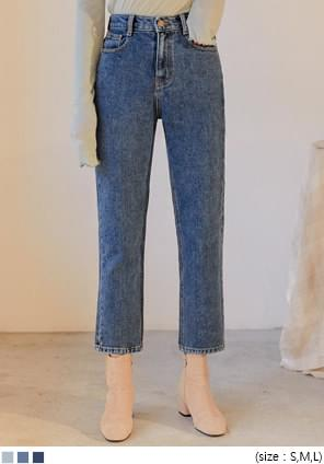 DAVE SEMI BAGGY DENIM PANTS