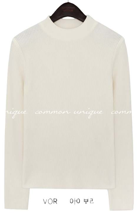 MURCH GOLGI HALF NECK KNIT