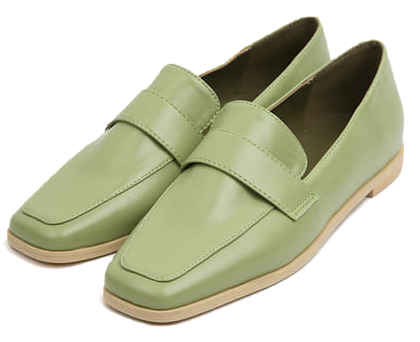 selly classic line loafer