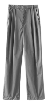 clean tapered set - pants (3colors)