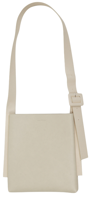 Belt strap square bag_J