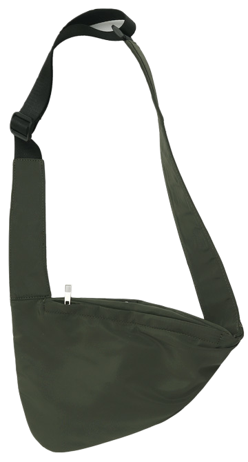 Normal pocket strap bag_J