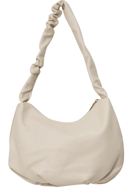 Wrinkle strap shoulder bag_J