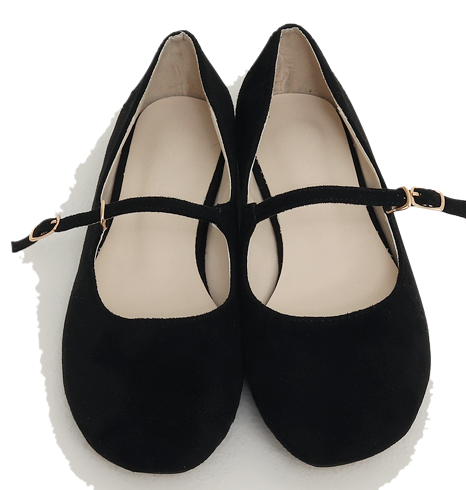 Young flat mary-jane shoes_H (size : 225,230,235,240,245,250)