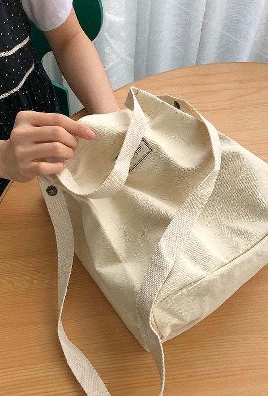 Mini Me Canvas Bag 帆布包