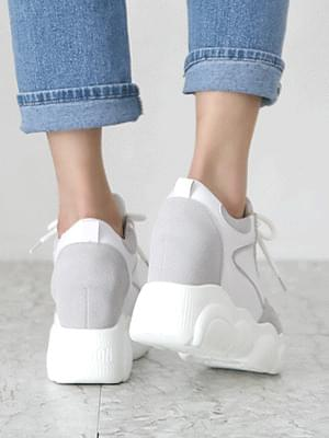 Glea height sneakers 9cm