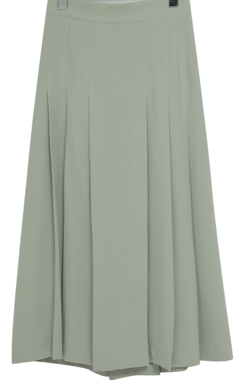 Mellow soft long skirt_J (size : free)