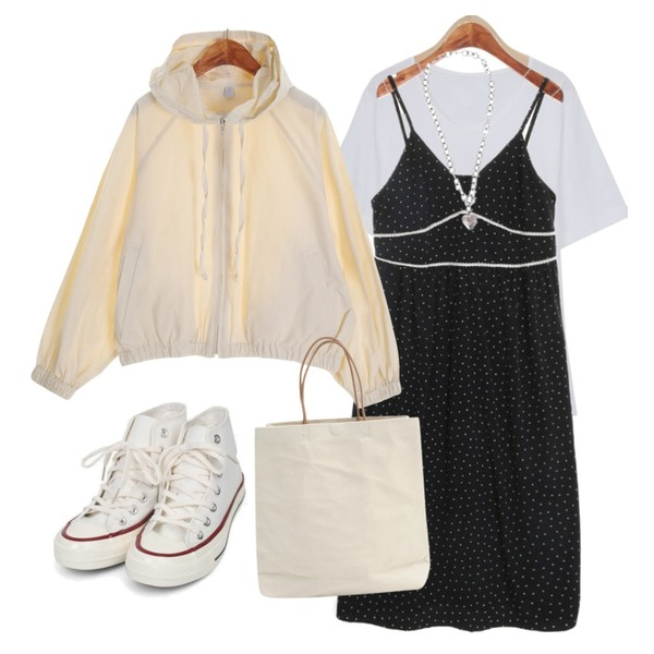 From Beginning Crumple shopper bag_H (size : one),AIN colouring high canvas sneakers (225-250),biznshoe Heart necklace등을 매치한 코디