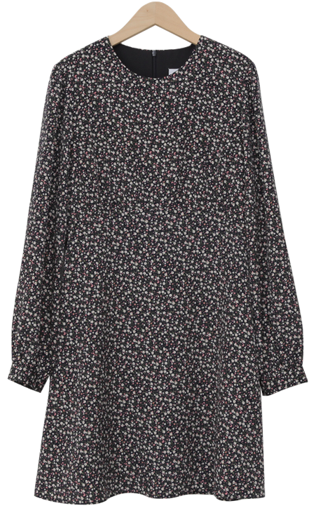 Lizy floral mini ops_Y (size : free)