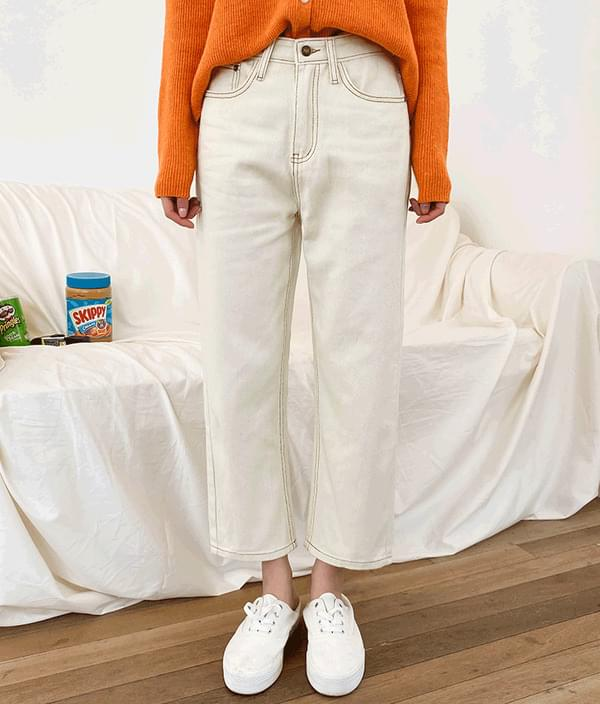 228 comfortable fit flat pants