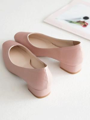 Long flat shoes 3cm