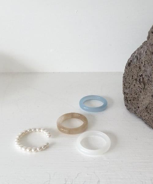 mood glass ring