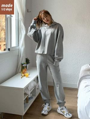 Casual cotton hoodies