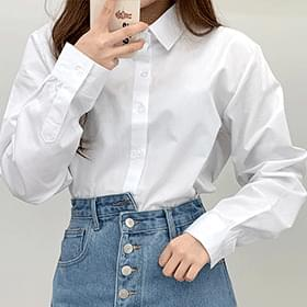 Daily Basic Plain shirt 襯衫