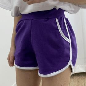 Sweet and sour training short pants