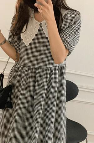 Miurescara Puff Dress dresses