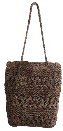 sedge knitting bag