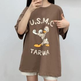 Duck MC Short Sleeve Tee