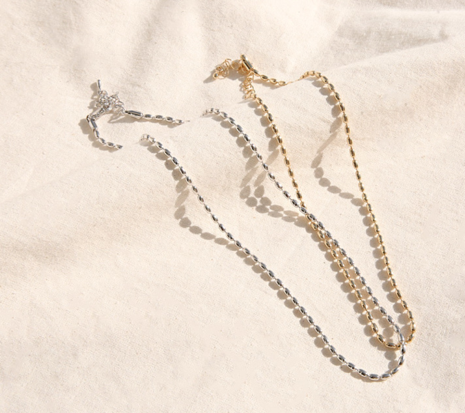 CONNIE CHAIN NECKLACE