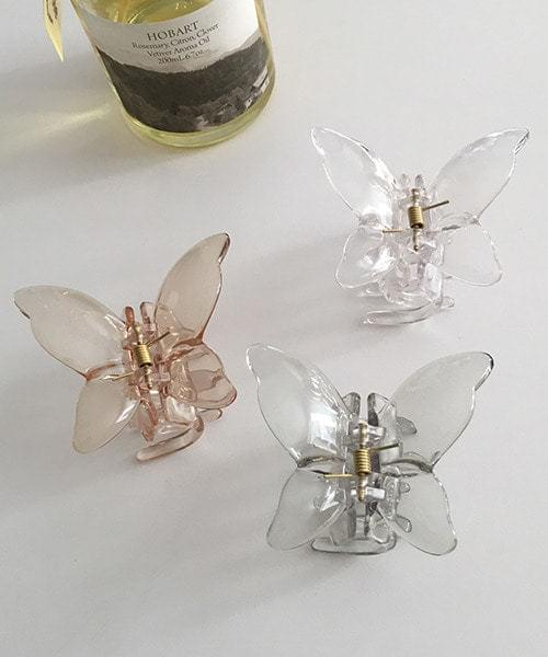 fly hair pin 配飾