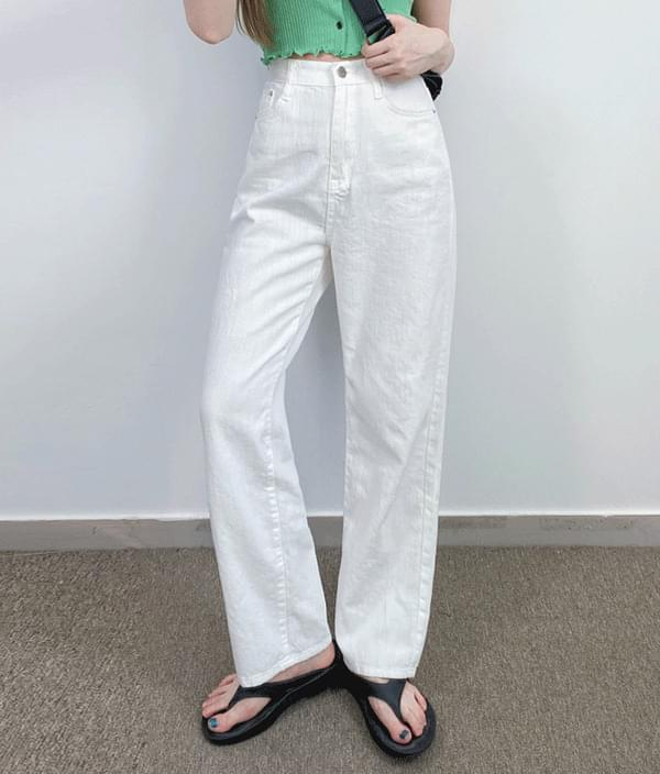 3136 summer denim pants 牛仔褲