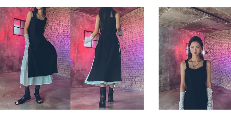 Layered Dress & Skirt 洋裝