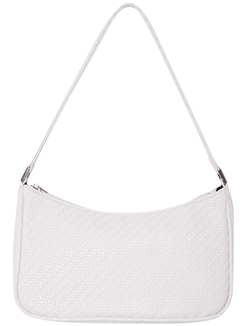 Unique Pattern Square Shoulder Bag