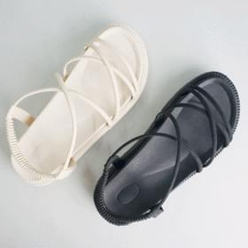 Soft cushion sandals