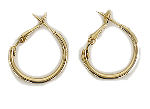 Simple Round Earrings 耳環