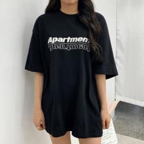 Apartment Street Short Sleeve Tee