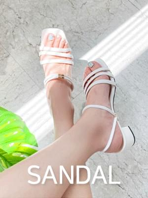 Recid 2 way sandals 5 cm