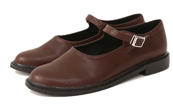 RUVE MARY JANE FLAT SHOES