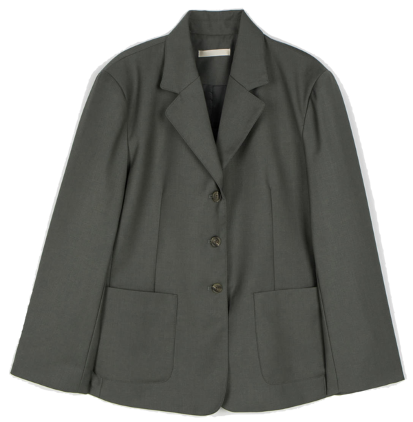 Madeleine line single jacket