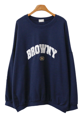 Brownie sweat shirt