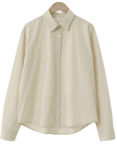 Pastel Simple Basic Shirt