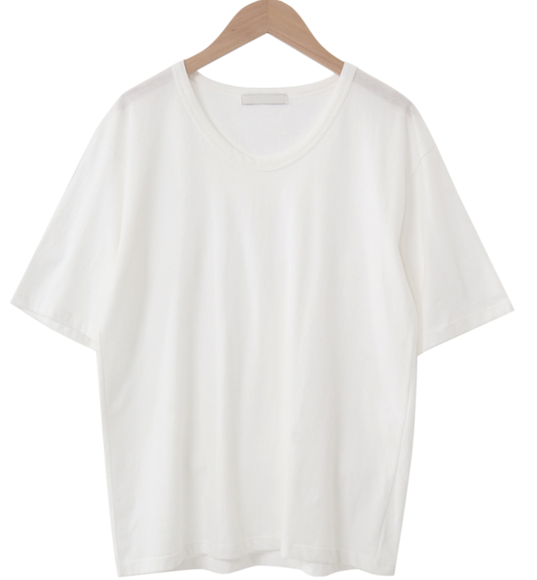 Loft Short Sleeve U-neck T-shirt