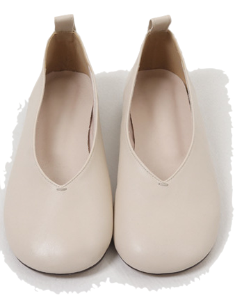 Toy Round Flat Shoes