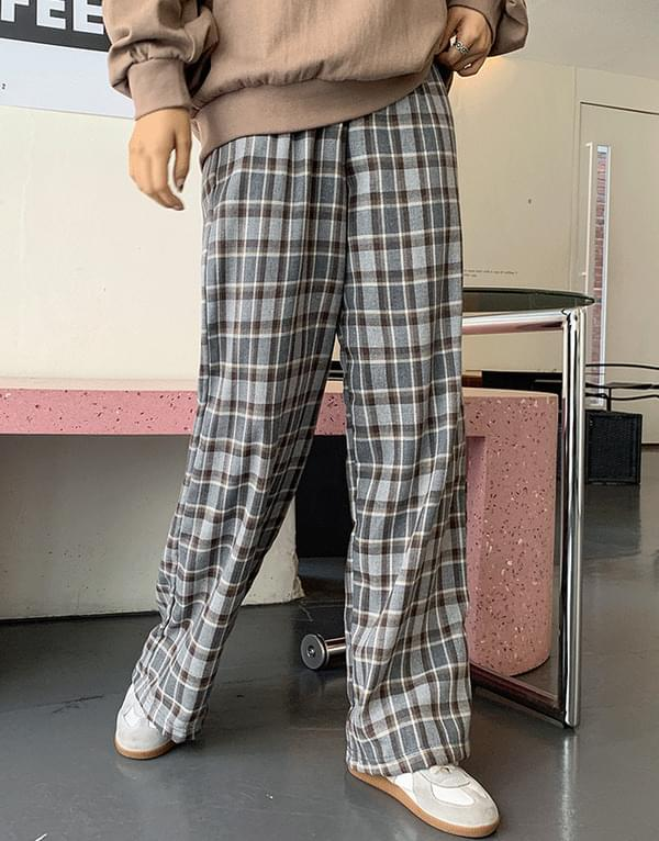 Great Check Pants