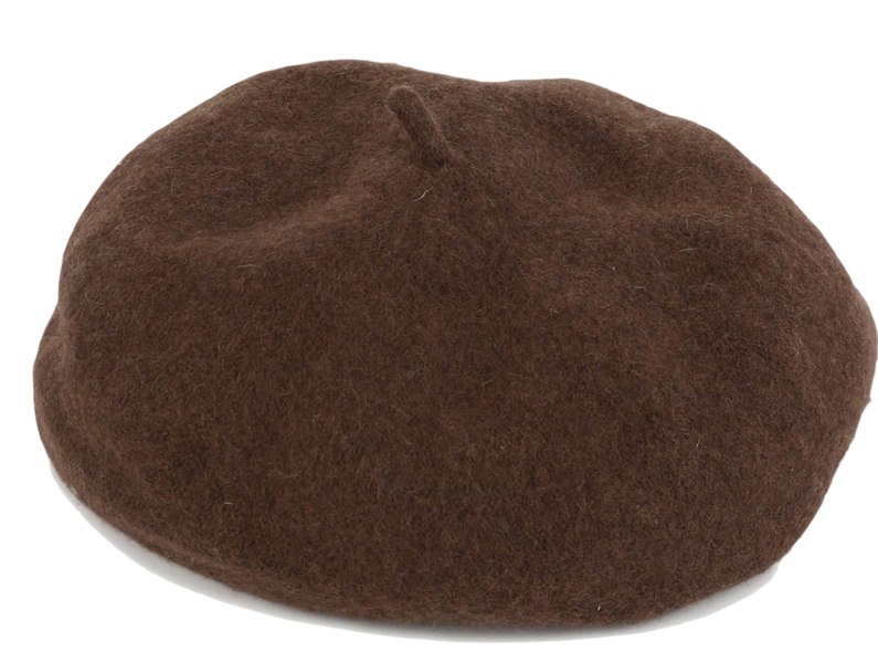 Barrier wool beret 帽子