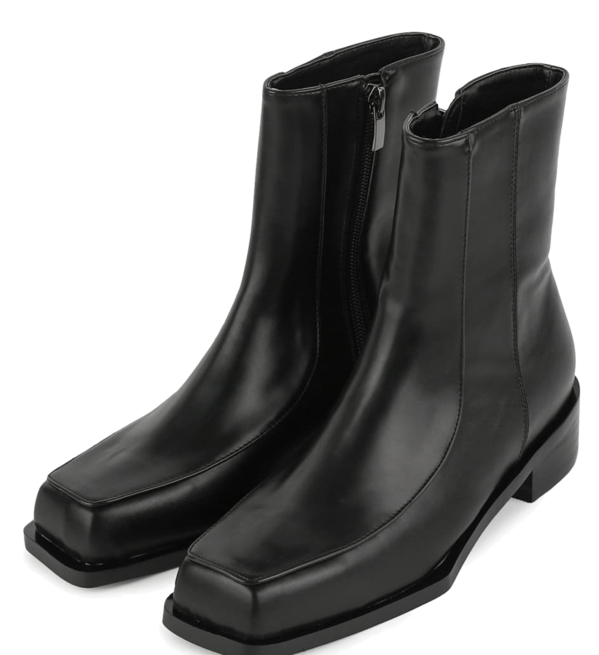 Liner modern ankle boots 靴子
