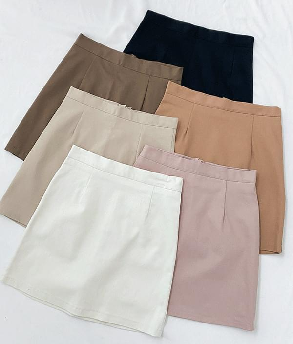 Brandy mini skirt skirt