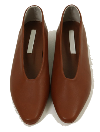 Muse Toe Point Flat Shoes