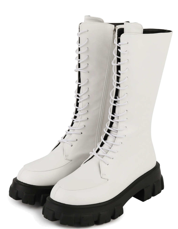 DOMIX lace-up walker boots 靴子